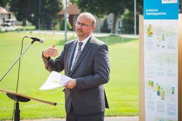 Präsident Uwe Köhler (TLBG)