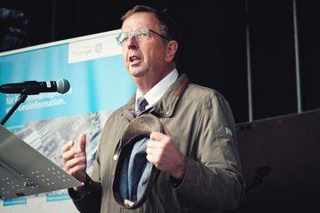 Grußwort des Landrates des Eichsfeldkreises, Herrn Dr. Werner Henning