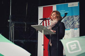 Grußwort der Infrastrukturstaatssekretärin Frau Susanna Karawanskij (Thüringer Ministerium für Infrastruktur und Landwirtschaft)