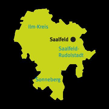 Gutachterausschuss im Katasterbereich Saalfeld