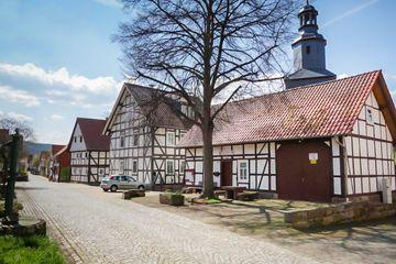 Feuerwehrhaus in Lindewerra