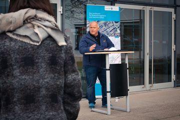 Vorsitzender der Teilnehmergemeinschaft Torsten Reich