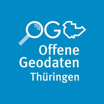 Logo Offene Geodaten Thüringen