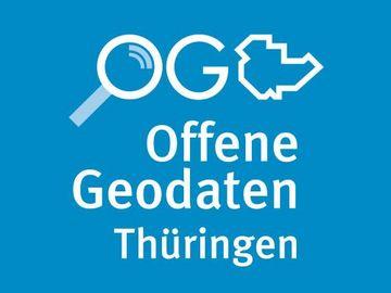 Offene Geodaten für Thüringen im Thüringer Geoportal