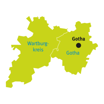 Katasterbereich Gotha