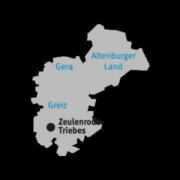 Gutachterausschuss im Katasterbereich Zeulenroda-Triebes